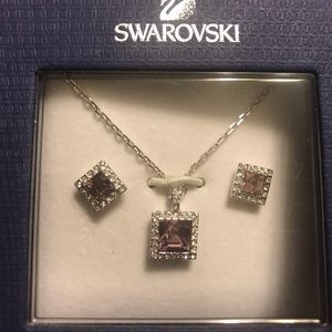 New necklace and earring set